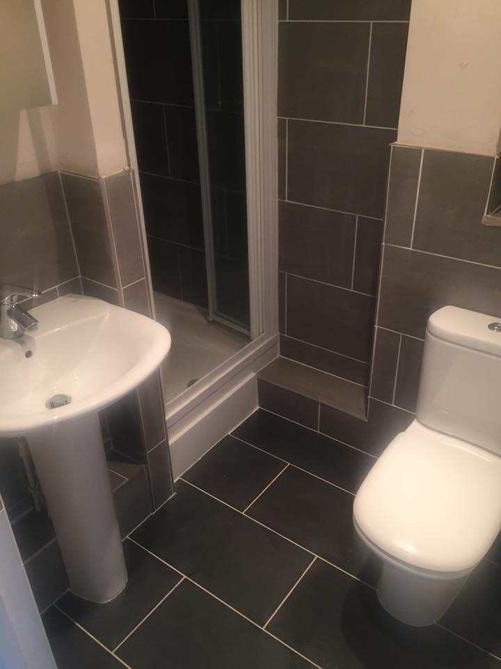 Complete Bathroom Retile